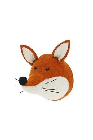 Fiona Walker England Animal head - fox
