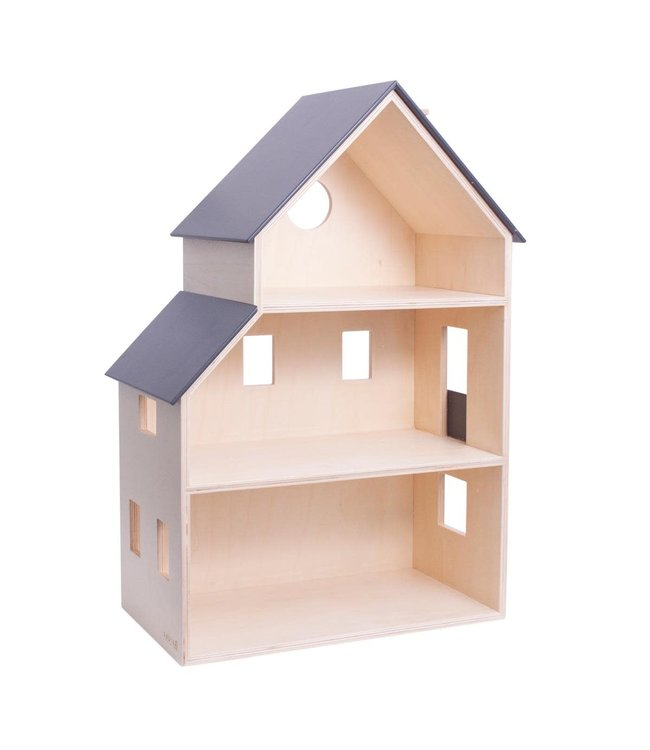 The Sebra doll's house