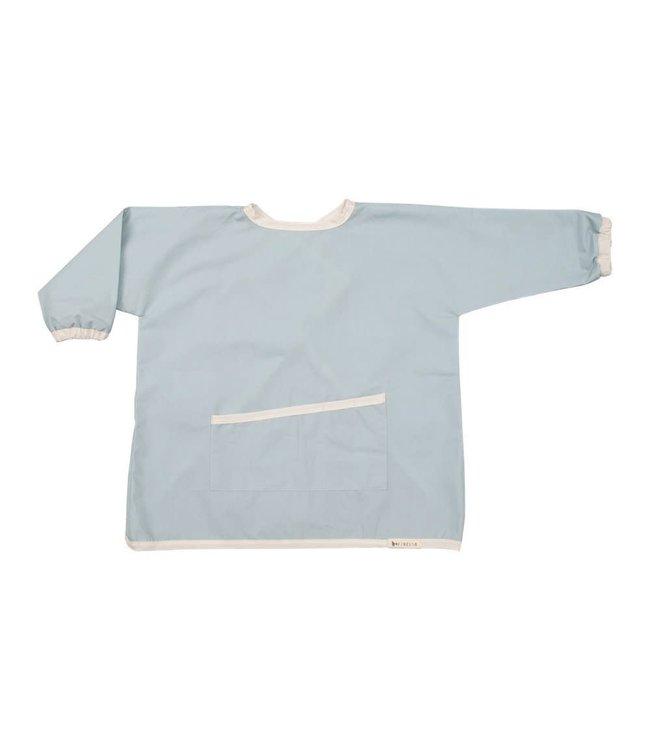 Knutselschort - smoggy blue