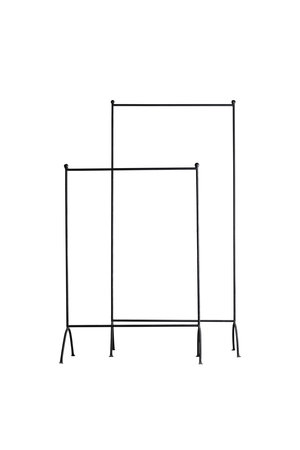 Tine K Home Clothes rack in black iron