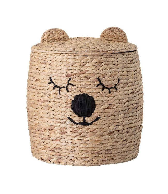 Basket bear with lid