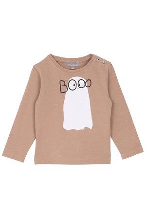 Emile et ida T-shirt booo - marron glacé