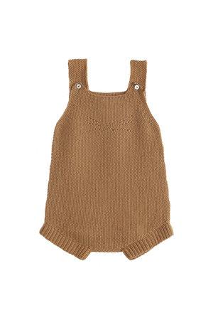 Emile et ida Knitted suit - ambre