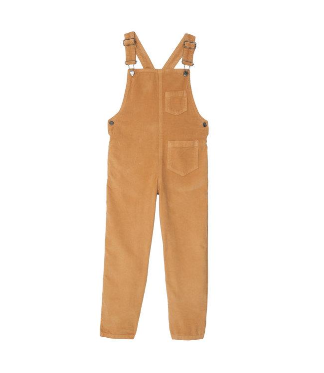 Overalls babycord - ambre