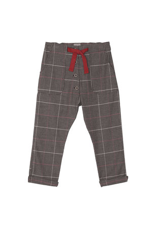 Emile et ida Pants - carreaux