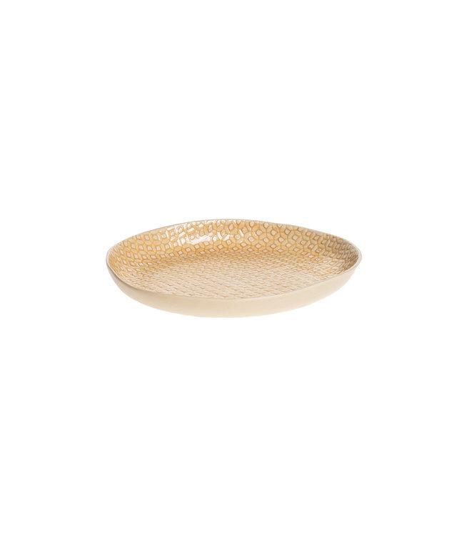 Dish pie small - pattern