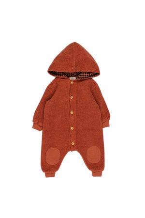 Buho Teddy jumpsuit - argile