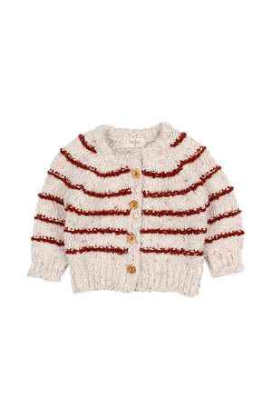 Buho Moby jacket - stripes