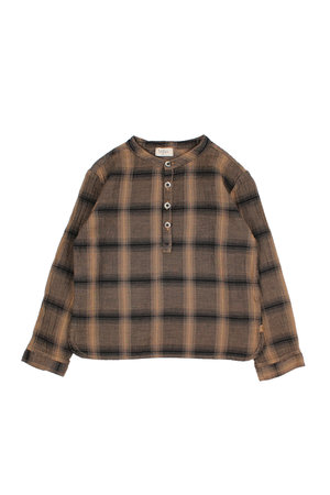 Buho Paul highlands shirt - nougat