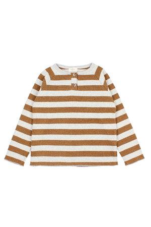Buho Elliot sweater - nougat/ pearl