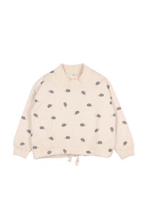 Buho Adri sweater - talc