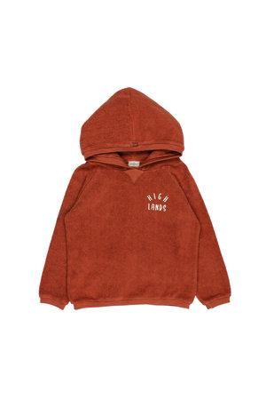 Buho Finn hoodie - argile