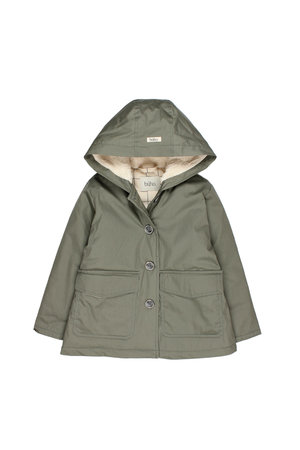 Buho Christian parka - only