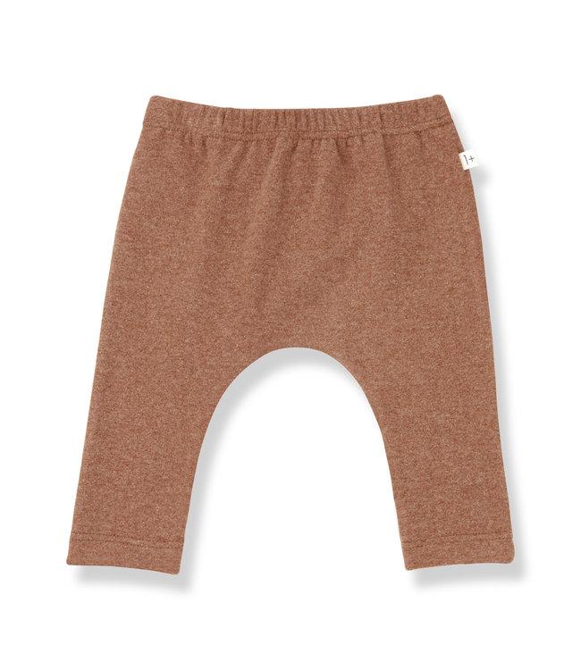 1+inthefamily Torla leggings - toffee