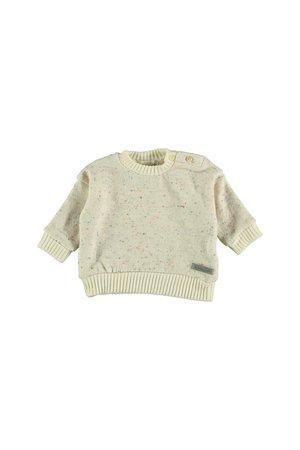 My little cozmo Jersey baby knit - ivory