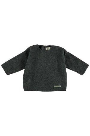 My little cozmo Fleece top baby nordic - medium grey