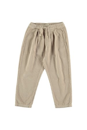 My little cozmo Trousers kids corduroy - beige
