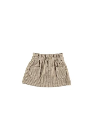 My little cozmo Skirt baby corduroy - beige