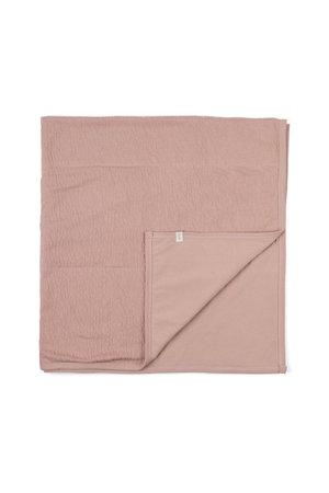 Phil & Phae Baby blanket - vintage blush