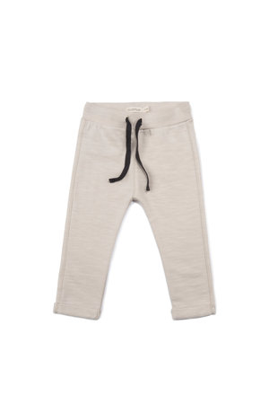 Phil & Phae Baby sweat pants - oatmeal