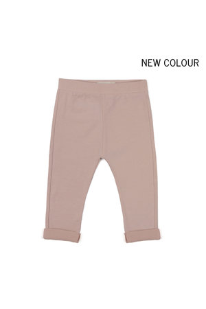 Phil & Phae Basic jersey pants - vintage blush