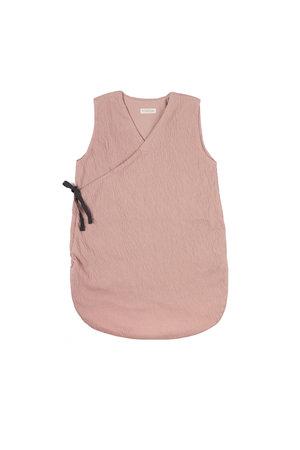 Phil & Phae Cross-over summer sleeping bag - vintage blush