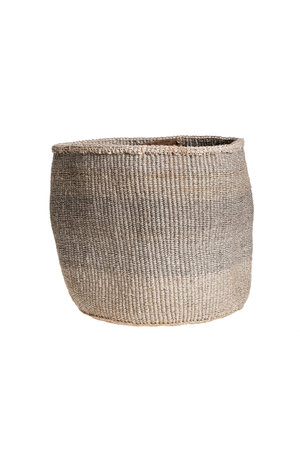 Couleur Locale Sisal basket colorful #135