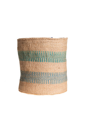Couleur Locale Sisal basket colorful #138