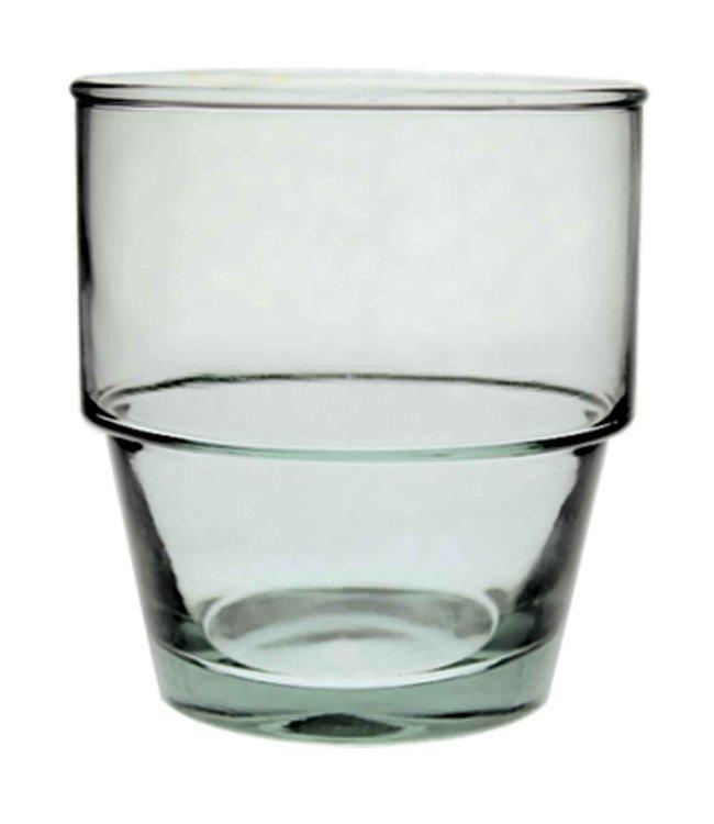 Gerecycleerd bekerglas