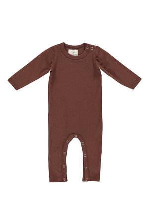 GRO Bodysuit - chocolate