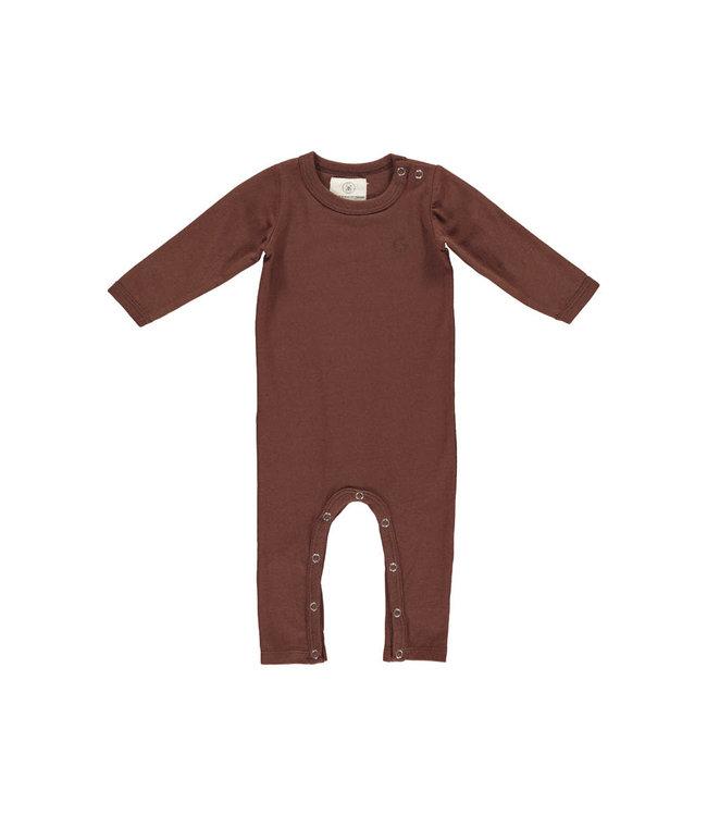 GRO Bodysuit - chocolate