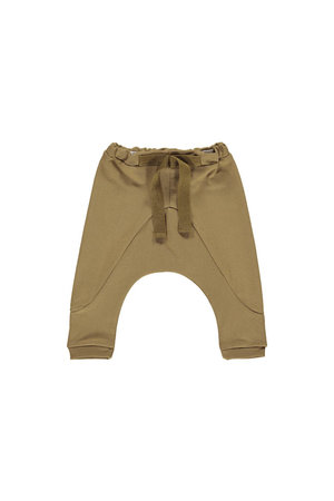 GRO Wilde best pant - pine brown