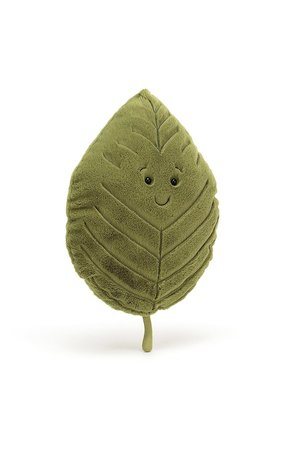 Jellycat Limited Woodland beech leaf