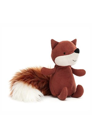 Jellycat Limited Suedetta fox