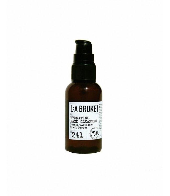 LA Bruket 241 Hydrating hand cleanser - 55ml