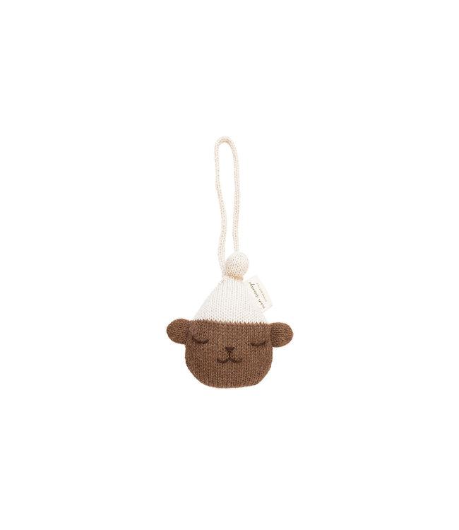 Baby gym toy teddy