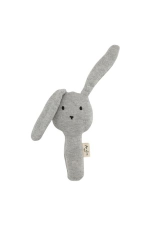 Konges Sløjd Activity hand rabbit - grey melange