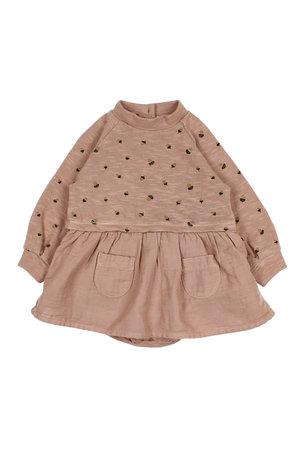 Buho Marie dress - safari