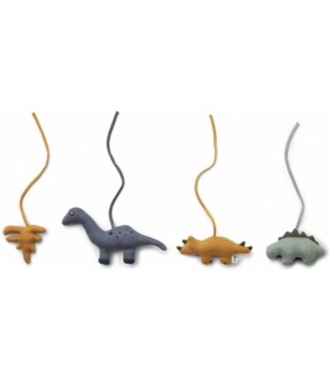 Gio playgym accessories - dino mix
