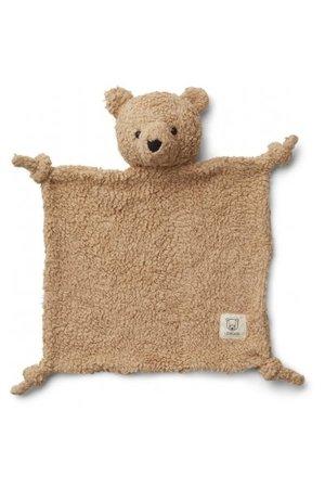 Liewood Lotte knuffeldoek - bear beige