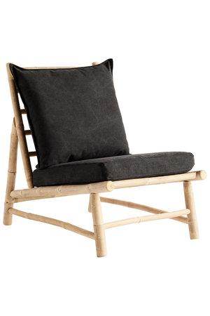 Tine K Home Bamboo chair with phantom cushions