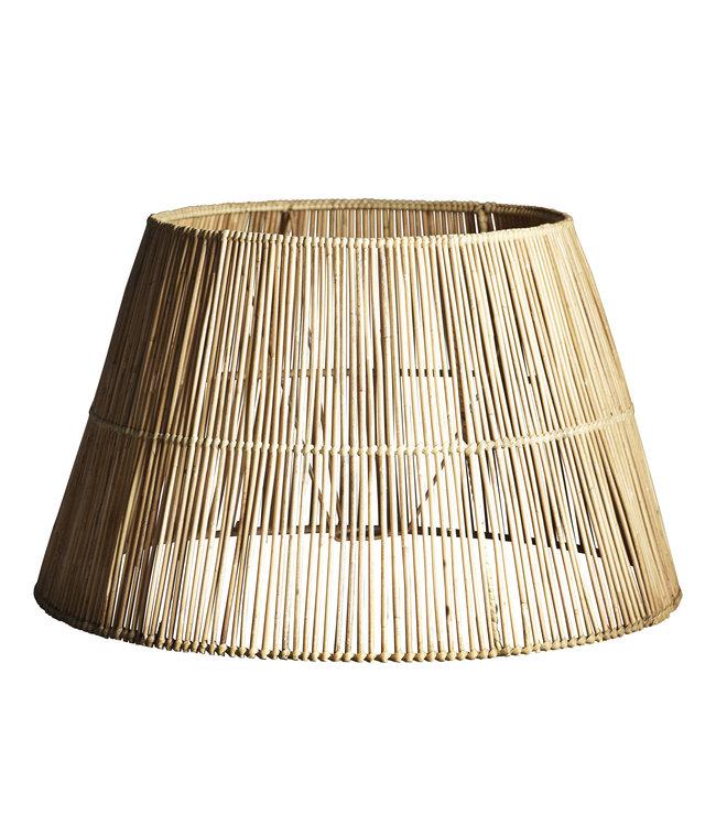 Lampshade in rattan XL - natural