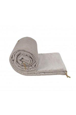 Caravane Velvet sofa cover - brume