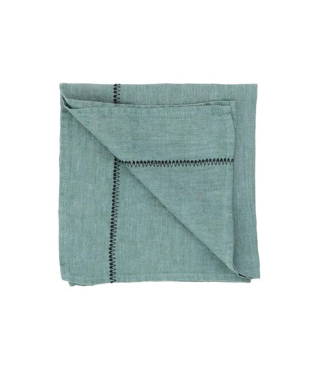 Servet Noé, gewassen linnen - sauge
