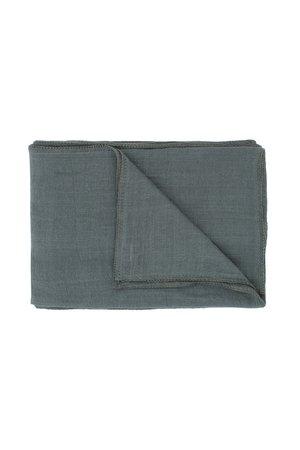 Caravane Bedspread 'Mahoa' - charbon