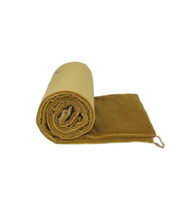 Caravane Velvet sofa cover - dune