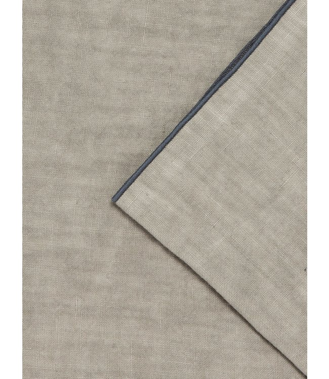 Placemat Selena, washed linen - alu