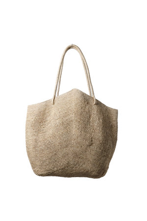 Made in Mada Gemma bag - L- natural