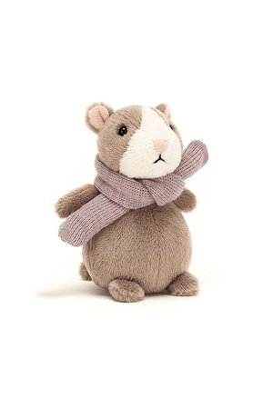 Jellycat Limited Happy nutmeg hamster mini