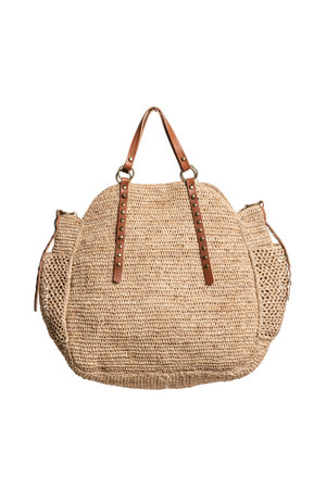 Sans Arcidet Sam bag - naturel L